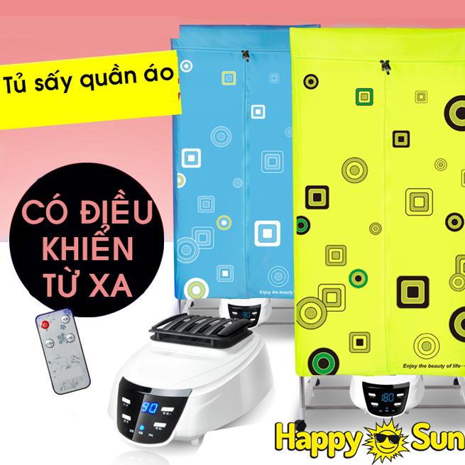 may-say-quan-ao-happy-sun-co-dieu-khien
